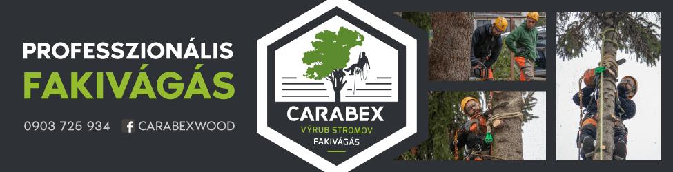 Carabex - Fakivágás